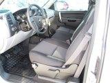 2013 Chevrolet Silverado 1500 LS Extended Cab 4x4 Ebony Interior