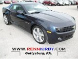 2013 Blue Ray Metallic Chevrolet Camaro LT/RS Coupe #74732709