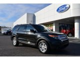 2013 Tuxedo Black Metallic Ford Explorer XLT #74732442