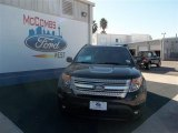 2013 Tuxedo Black Metallic Ford Explorer XLT #74732316