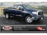 2013 Nautical Blue Metallic Toyota Tundra Double Cab 4x4 #74732192