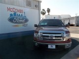 2013 Ruby Red Metallic Ford F150 XLT SuperCrew #74732303