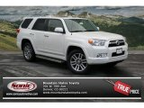 2013 Blizzard White Pearl Toyota 4Runner Limited 4x4 #74732181
