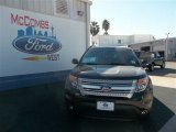 2013 Tuxedo Black Metallic Ford Explorer XLT #74732300