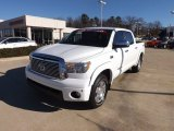 2011 Super White Toyota Tundra Limited CrewMax 4x4 #74732667
