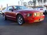 2006 Redfire Metallic Ford Mustang GT Deluxe Coupe #74787262