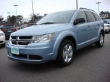 2013 Winter Chill Pearl Dodge Journey SE #74786546