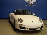 2012 Carrara White Porsche 911 Carrera 4 GTS Cabriolet #74786407