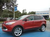 2013 Ruby Red Metallic Ford Escape Titanium 2.0L EcoBoost #74786682