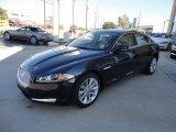 2013 Jaguar XF Indigo Metallic