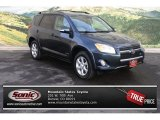 2010 Black Forest Pearl Toyota RAV4 Limited V6 4WD #74786392
