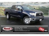 2013 Nautical Blue Metallic Toyota Tundra CrewMax 4x4 #74786391