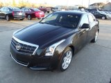 2013 Black Diamond Tricoat Cadillac ATS 2.5L #74786954