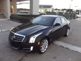 2013 Black Diamond Tricoat Cadillac ATS 2.0L Turbo Premium #74786953