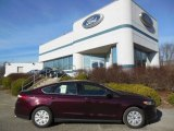 2013 Bordeaux Reserve Red Metallic Ford Fusion S #74786520