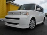 2005 Polar White Scion xB  #74787369