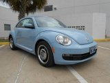 2013 Denim Blue Volkswagen Beetle 2.5L #74787235