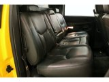 2003 Chevrolet Avalanche 1500 Z71 4x4 Rear Seat