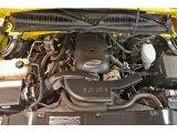 2003 Chevrolet Avalanche 1500 Z71 4x4 5.3 Liter OHV 16V V8 Engine