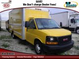 2009 GMC Savana Cutaway 3500 Commercial Moving Truck