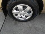 Kia Sedona 2008 Wheels and Tires