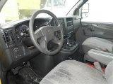 2004 GMC Savana Cutaway Interiors