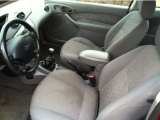 2003 Ford Focus ZX3 Coupe Front Seat