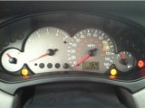 2003 Ford Focus ZX3 Coupe Gauges