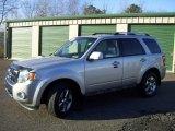 2009 Brilliant Silver Metallic Ford Escape Limited V6 4WD #74786625