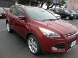 2013 Ruby Red Metallic Ford Escape Titanium 2.0L EcoBoost #74786608