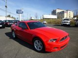 2013 Race Red Ford Mustang V6 Coupe #74786705