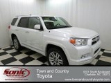 2013 Blizzard White Pearl Toyota 4Runner Limited 4x4 #74786996
