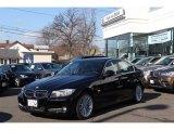2010 Jet Black BMW 3 Series 335i xDrive Sedan #74786556