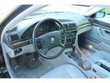 1998 BMW 7 Series Interiors