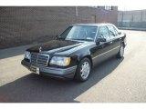 1995 Black Mercedes-Benz E 300D Sedan #74850803