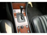 1995 Mercedes-Benz E 300D Sedan 4 Speed Automatic Transmission