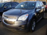 2013 Atlantis Blue Metallic Chevrolet Equinox LT #74850536