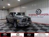 2011 Mineral Gray Metallic Dodge Ram 1500 SLT Quad Cab 4x4 #74850641