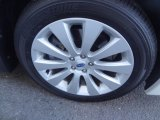 Subaru Legacy 2012 Wheels and Tires