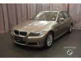 2009 Platinum Bronze Metallic BMW 3 Series 328xi Sedan #7475419