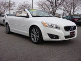 2011 Ice White Volvo C70 T5 #74868625