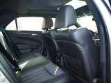 2013 Chrysler 300 S V8 AWD Glacier Package Rear Seat