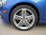 Volkswagen Golf R 2013 Wheels and Tires