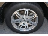 Acura TL 2001 Wheels and Tires
