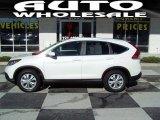 2012 Taffeta White Honda CR-V EX-L 4WD #74879636