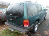 1999 Ford Explorer Tropic Green Metallic