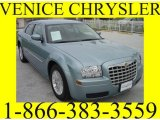 2008 Clearwater Blue Pearl Chrysler 300 LX #7472751