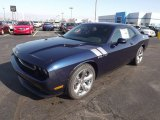 2013 Dodge Challenger Jazz Blue Pearl