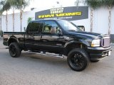 2003 Black Ford F250 Super Duty FX4 Crew Cab 4x4 #74879421