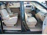 2000 Honda Odyssey Interiors